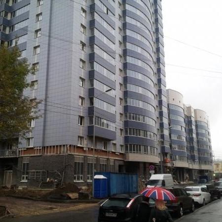 Небо Москвы строительство жилого комплекса