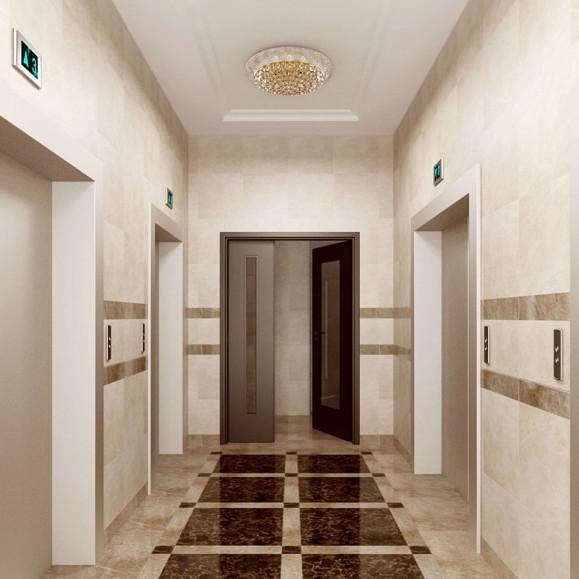 ЖК Небо Москвы отделка лифты