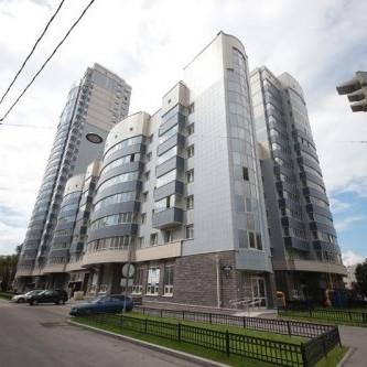 жилой комплекс Небо Москвы, ход строительства